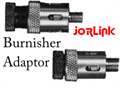 Adaptor, Burnisher 11/64""