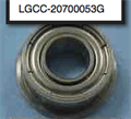 Bearing, X-axis Right Side Rail For: Spirit Si, SGE, SGLS (BR01802A / 687ZZ)
