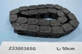 Chain, X-Tube Chain Track for Mercury, X252, Houses AFCable & Air Line