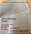 Paper, Lens Cleaning Tissue Paper For Laser Optics Cleaning (FKA Kodak Lens Tissue, 50 pck)