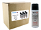 Laser Bond™ Aerosol Spray Six Pack for use with Lasers on Metals, Ceramics & Glass