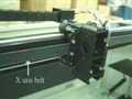 "Belt, X-axis Carriage Belt, Long-Open For: Spirit, S290, SGX-Y axis, BL01801A (2GT-1850-12, 72.8""L)"