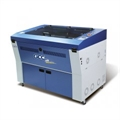 New-Demo GCC LaserPro Spirit GLS 40+ Watt Hybrid (CO2 Tube Only) Laser Engraver, SN: R55058