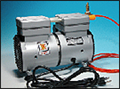 Compressor for Air Assist-High Volume, 110Vac,3.18 CFM