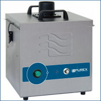 FumeCube Single Arm Multi Voltage - Purex Arm Extraction for a Single User