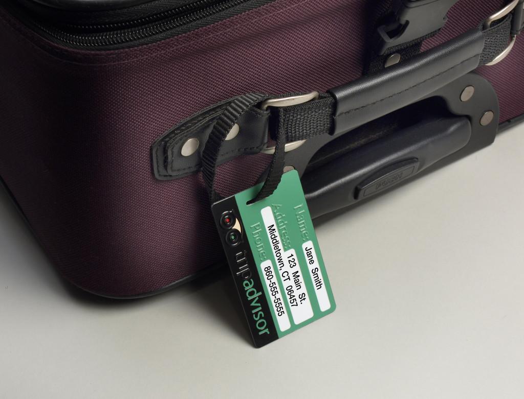 Luggage Tag Printing