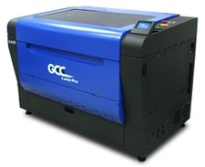 GCC Lasers for Marking, engraving and cutting