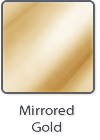 AlumaMark in Mirrored Gold