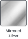 AlumaMark in Mirrored Silver
